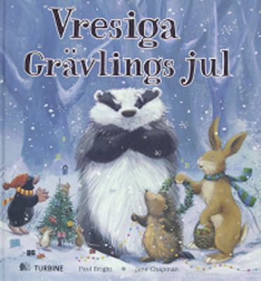 Vresiga Grävlings jul