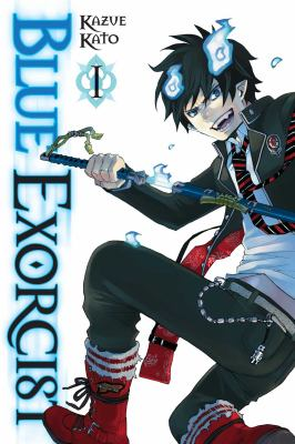 Blue exorcist: 1