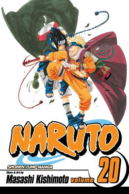 Naruto: Vol. 20, Naruto vs. Sasuke / [translation & English adaptation: Joe Yamazaki]