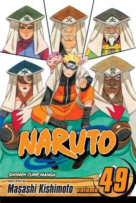 Naruto: Vol. 49, The gokage summit commences / [translation: Mari Morimoto]