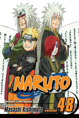 Naruto: Vol. 48, The cheering village / [translation: Mari Morimoto]