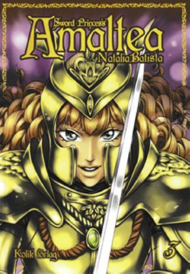 Sword princess Amaltea: Bok 3