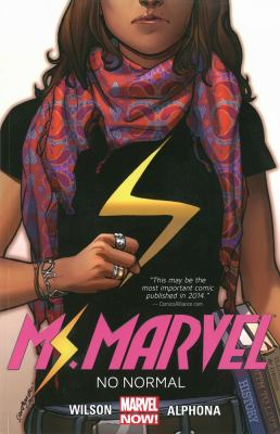Ms. Marvel: Vol. 1, No normal / writer: G. Willow Wilson ; artist: Adrian Alphona