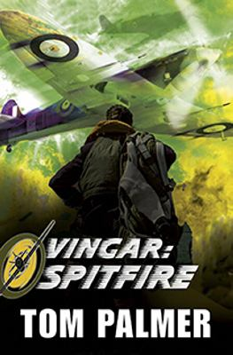 Spitfire / Tom Palmer ; illustrationer: David Shephard ; översättning: Helena Olsson.