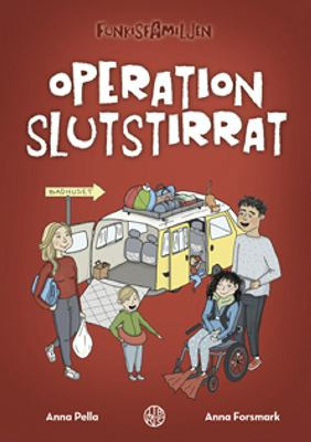 Operation slutstirrat / text: Anna Pella ; bild: Anna Forsmark.