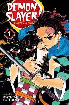 Demon slayer: Volume 1. : Cruelty /
