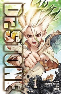 Dr. Stone: 1, Stone world