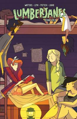 Lumberjanes: Vol. 8, Stone cold / written by Shannon Watters & Kat Leyh ; illustrated by Carey Pietsch