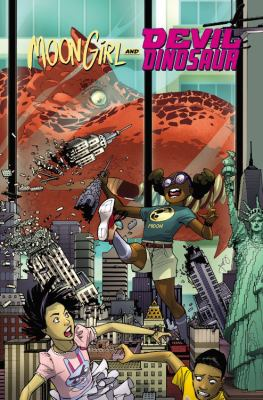 Moon girl and devil dinosaur: Vol. 2, Cosmic cooties / Marco Failla & Natacha Bustos, artists