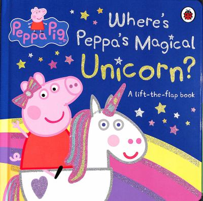 Where's Peppa's magical unicorn?