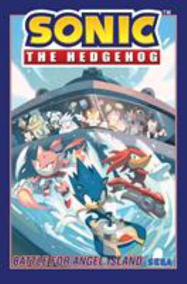 Sonic the hedgehog: Volume 3. : Battle for Angel Island /