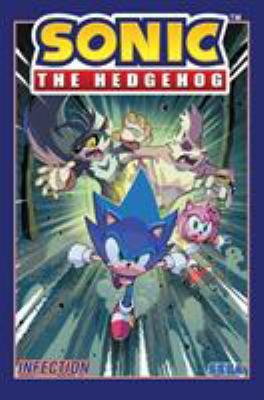 Sonic the hedgehog: Volume 4. : Infection /