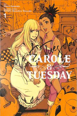 Carole & Tuesday, Vol. 1 / Bones.