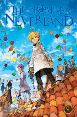 The promised neverland: 9, The battle begins
