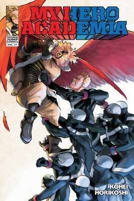 My hero academia: Vol. 27, One's justice