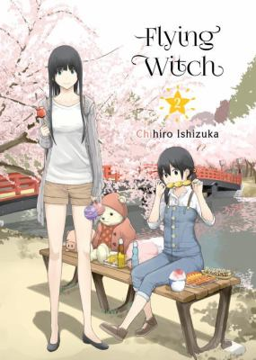 Flying witch: 2.