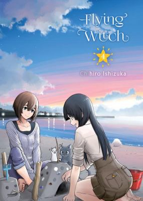 Flying witch: 4.