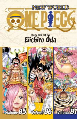 One piece: Vol. 85-86-87, New world